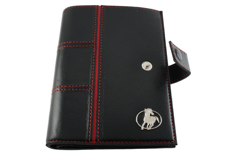 Портмоне для автодокументов с отделением для паспорта и денег своими руками
