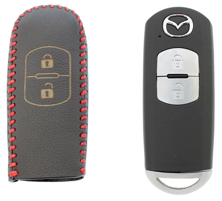 mazda cx-5 сколько в комплекте ключей зажигания